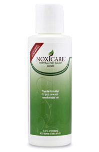 Noxicare four ounce pain relief cream